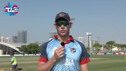 T20WCQ: Sco v Nam – Namibia win the toss and bat first