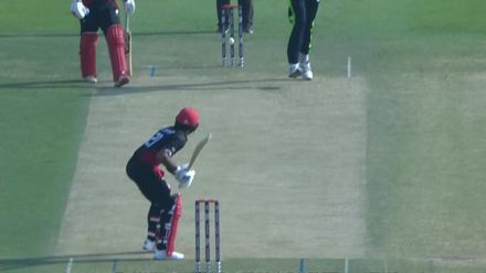 T20WCQ: IRE v CAN – Canada wickets
