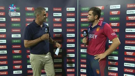 T20WCQ: HK v JSY – Post-match presentation