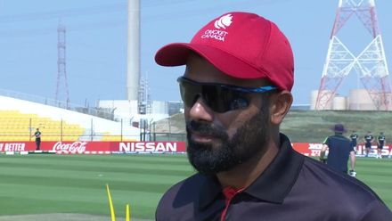 T20WCQ: IRE v CAN – Canada win the toss and bat