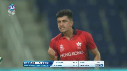 T20WCQ_2019_MATCH26_JERvHK_JER_INNINGS_HIGHLIGHTS