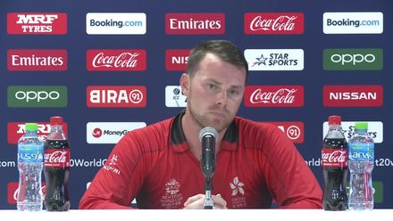 T20WCQ: HK v JSY – Scot McKechnie: 'Our plan is to play our best cricket now'