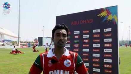 T20WCQ: OMA v NGR – Aamir Kaleem, Player of the Match