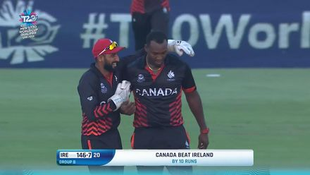 T20WCQ: IRE v CAN – Canada keep unbeaten run alive