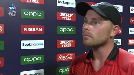 T20WCQ: HK v JSY – Scott McKechnie, Player of the Match