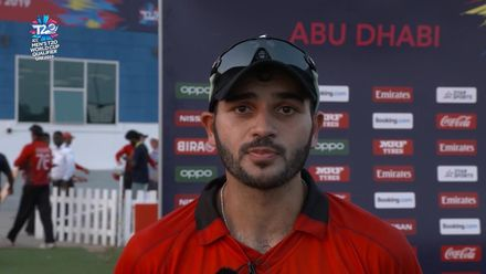 T20WCQ: HK v CAN – 'We won both Powerplays, with bat and ball'