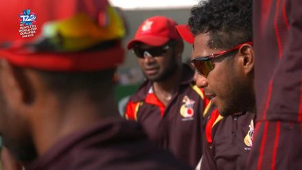 T20WCQ: NED v PNG – PNG return to winning ways – Highlights