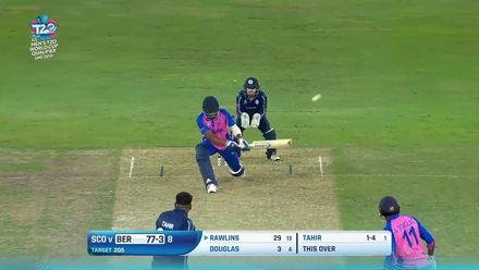 T20WCQ: SCO v BER – Bermuda strike nineteen boundaries
