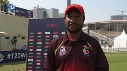 T20WCQ: NED v PNG – 'Our energy on the field was really good'