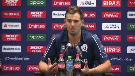 T20WCQ: SCO v BER – Calum MacLeod: 'We know we're a 200-plus team'