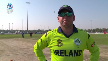 T20WCQ: IRE v JER – Ireland insert Jersey in to bat