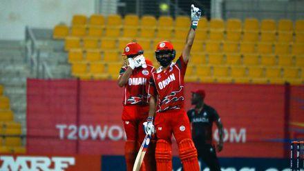 Jatinder Singh 50 up celebration