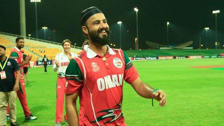 Jatinder Singh happy