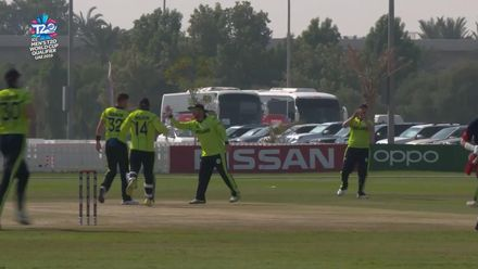 T20WCQ: IRE v JSY – Ireland ease to eight-wicket win – Highlights