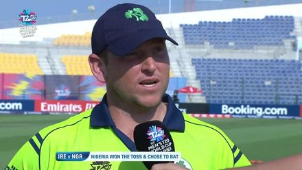 T20WCQ: IREvNGR – What the captains said after toss