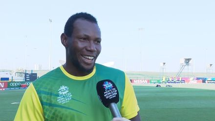 T20WCQ: IRE v NGR – 'Everybody in Nigeria will be excited'