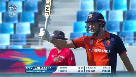 T20WCQ: NED v BER – Netherlands dominate Bermuda for big win