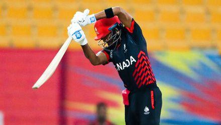 Nitish Kumar bats against UAE