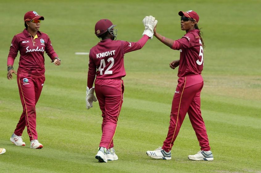West Indies have not won an ODI series since October 2017