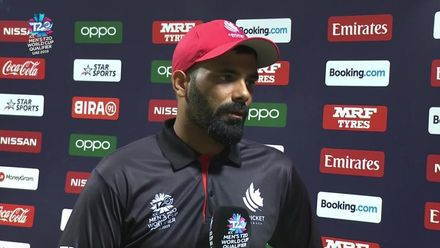 T20WCQ:  UAE v CAN –Post match presentation