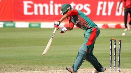 Jasraj Kundi bowled by Damien Ravu