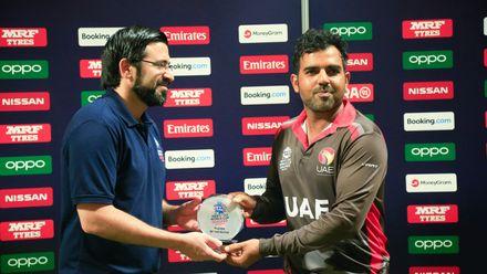 Player of the Match - Muhammad Usman