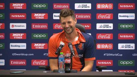 T20WCQ: NED v UAE – Seelaar hails 'fantastic' bowling performance