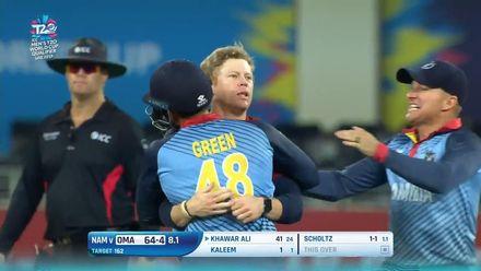 T20WCQ: Khawar Ali blitz cut short by stumping