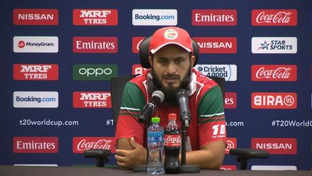 T20WCQ: NAM v OMA – 'There is pressure, players have to cope with it'