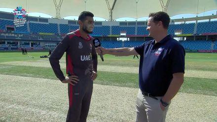 T20WCQ: NED v UAE – Toss