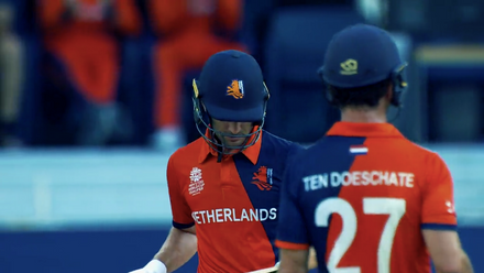 T20WCQ: NED v UAE – T20 World Cup spot on the line