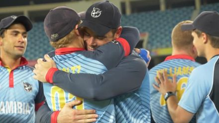 T20WCQ: Emotions run high as Namibia join the Big Dance!