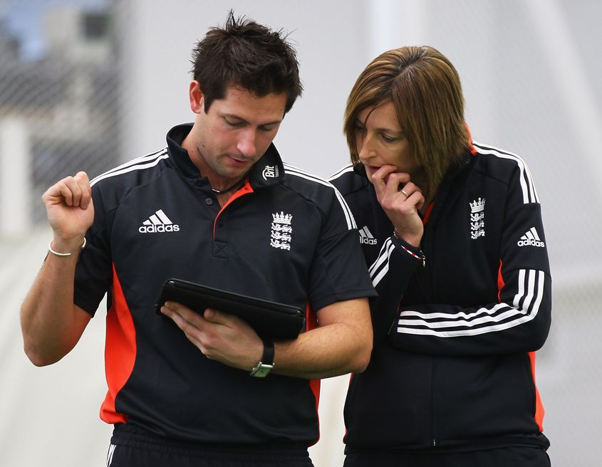 Lisa Keightley served as England Women's Academy head coach between 2011 and 2015