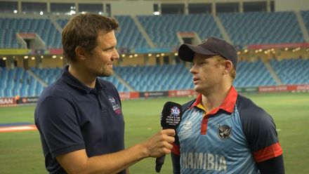 T20WCQ: 'Every ball involves a new battle'