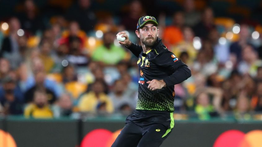 Glenn Maxwell took a break from the sport in October