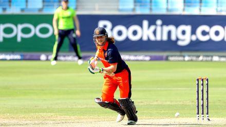 Max O'Dowd Bats against Ireland