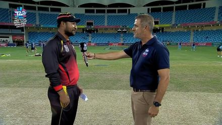 T20WCQ: PNG v NAM – PNG win the toss and bat