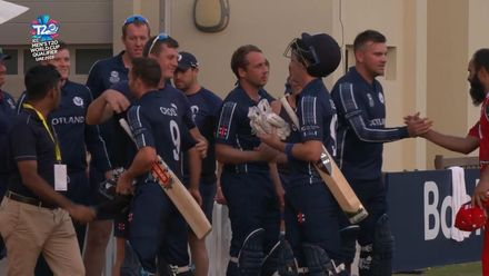 T20WCQ: SCO v OMA – Scotland claim 5th place