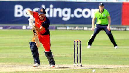 Ben Cooper batting against Ireland