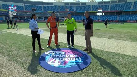 T20WCQ: IRE v NED – Pitch report and toss