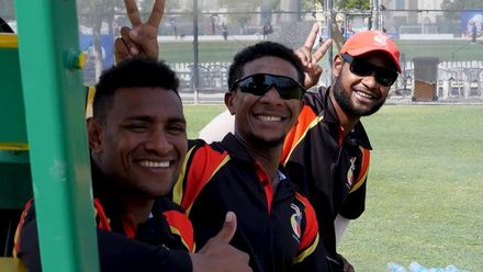 T20WCQ: PNG v NAM – In-form PNG, Namibia eager to raise the bar