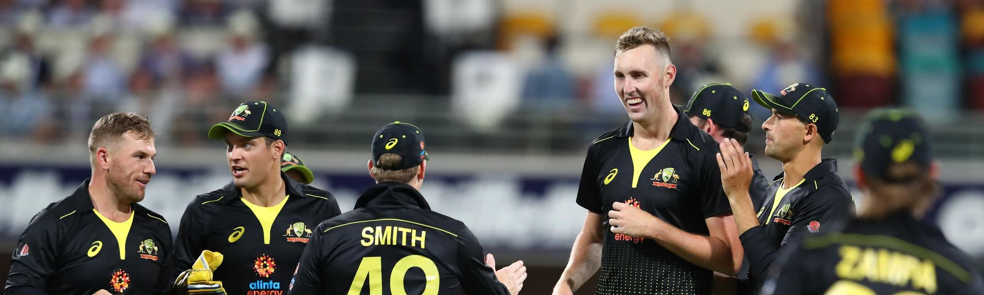 Australia have made a bright start to their home season, with four wins in four completed T20Is
