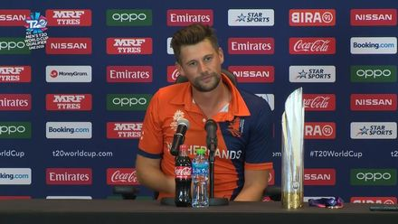 T20WCQ Final – Pieter Seelaar hails successful campaign