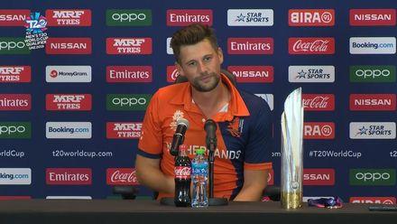 T20WCQ Final – Pieter Seelaar hails successful campaign