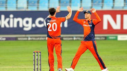 Netherlands v Papua New Guinea, Final, ICC Men's T20 World Cup Qualifier at Dubai, Nov 2 2019