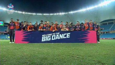 T20WCQ Final – Netherlands, PNG, see you at the big dance!