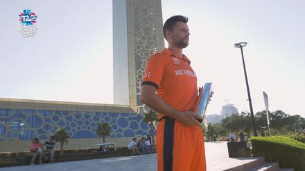 T20WCQ: Pieter Seelaar on winning the T20WC Qualifier