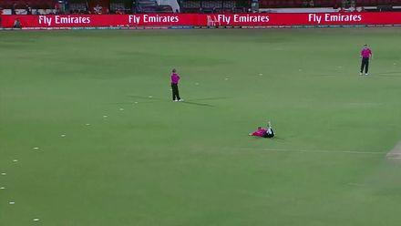 Was ist Cricket - Feldspiel