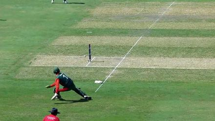 Best of T20WCQ: Brilliant run-outs