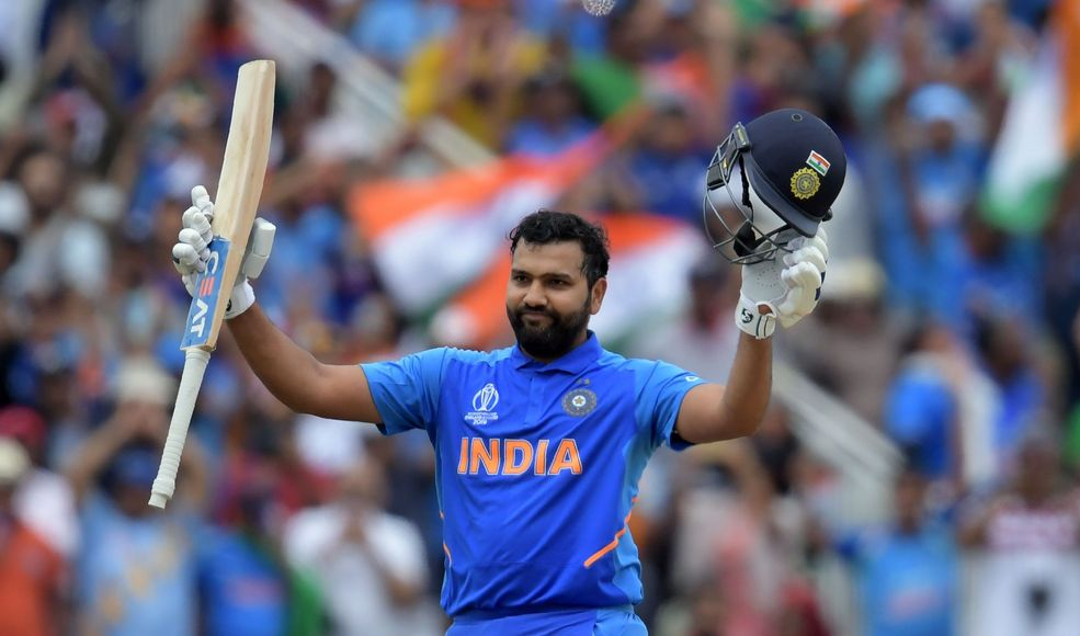 Rohit Sharma at 100: The Hitman's top records